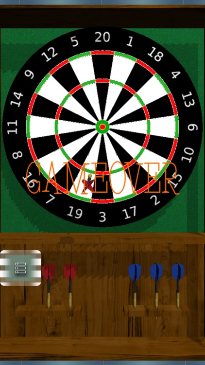Pocket Darts