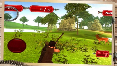 Animal Hunter - Shoot Arrow screenshot one