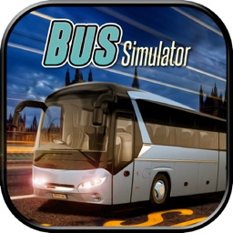 Euro City Coach Bus Driver 3d 2017