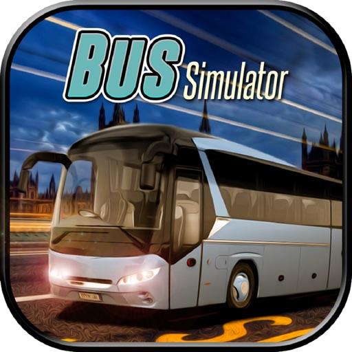 Euro City Coach Bus Driver 3d 2017