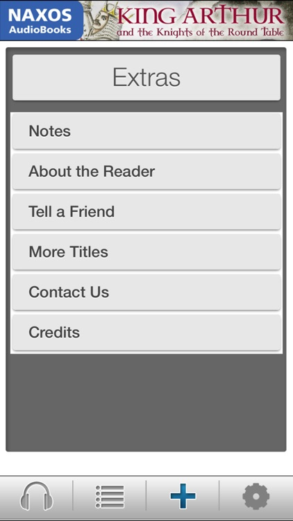 King Arthur & the Knights: Audiobook App screenshot-3