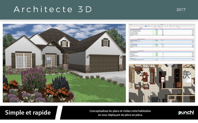 Mac app store architecte 3d 2017 for Architecte 3d avanquest