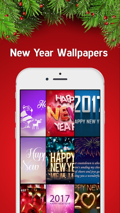 New Year Wallpapers - Christmas Countdown & Cards