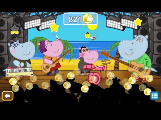 Детские игры: Рок-звезда. Premium для iPad