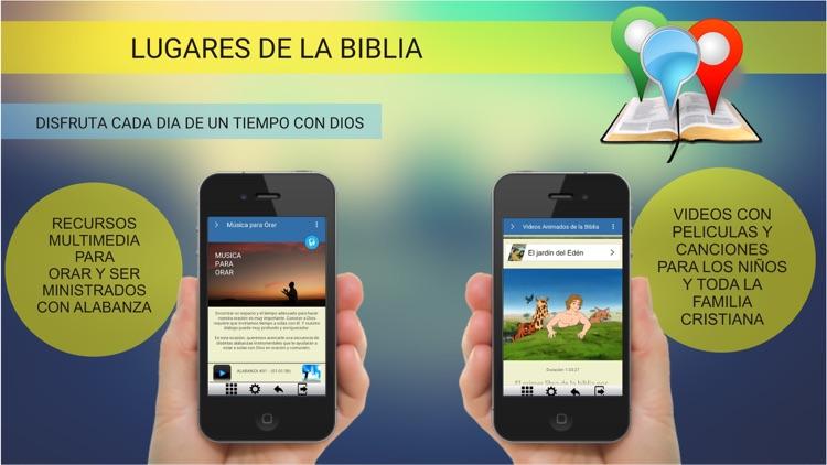 Lugares de la Biblia screenshot-3