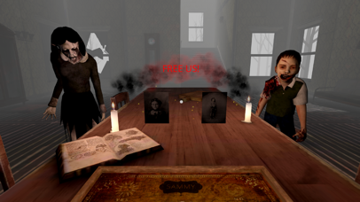 Sammy in VR screenshot 2