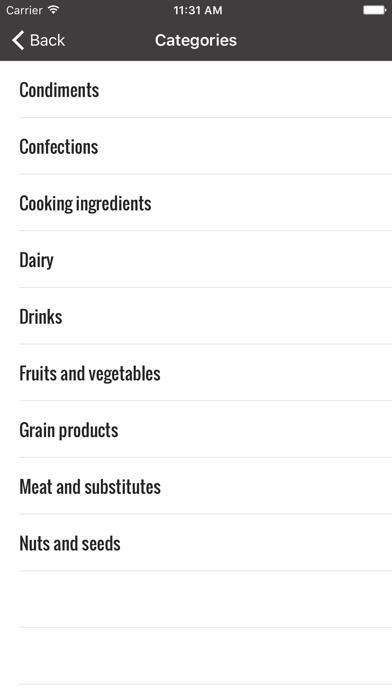 Acid Reflux Diet Helper screenshot three