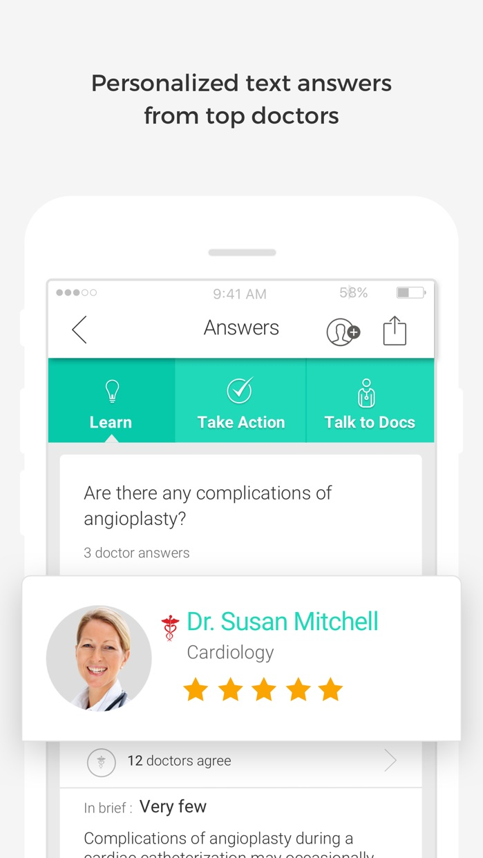 Doctor consult & prescriptions Screenshot