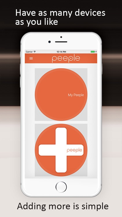 Peeple - Caller ID for your home