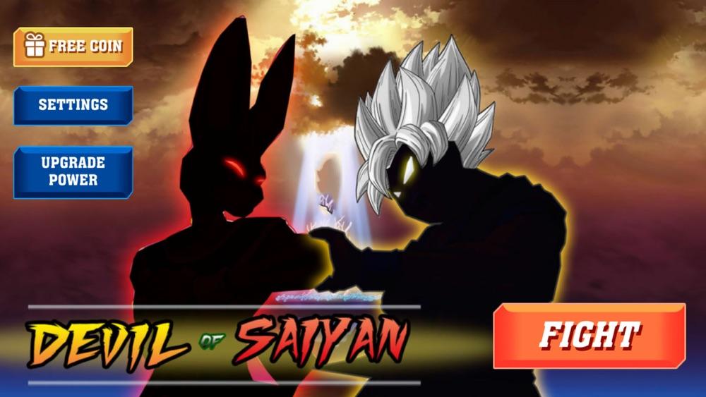 Devil of Saiyan Cheat Codes
