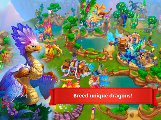Dragons World Screenshot