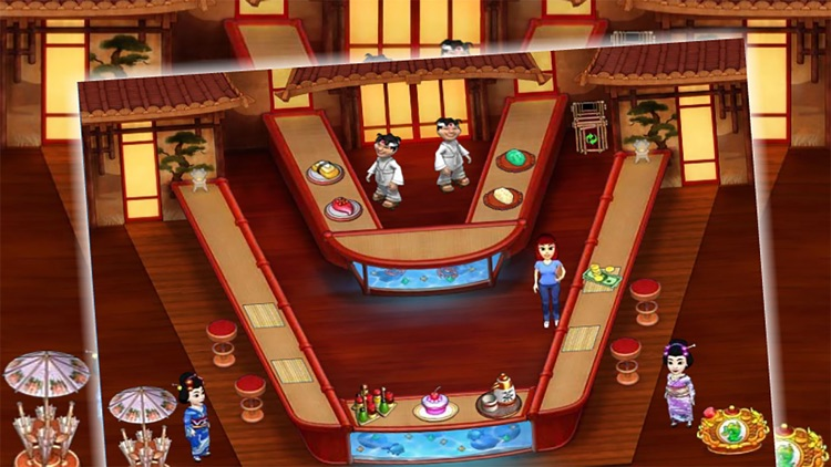 Trump's Sushi Shop - Time Managemet Simulator Game screenshot-3