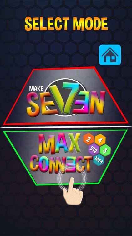 Seven Hex Puzzle