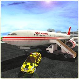Airport Duty Driver Car Park
