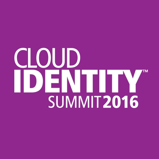Cloud Identity Summit 2016 icon
