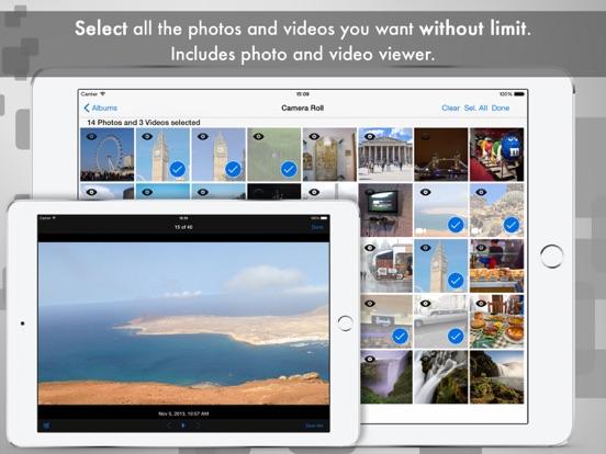 Screenshot #2 for Easy Photo & Video Transfer