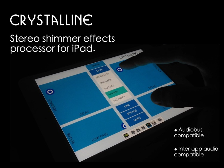 Crystalline - Shimmer Reverb Effects Processor