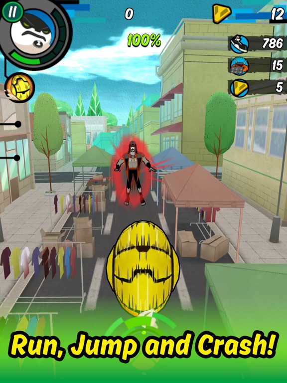 Up to Speed tablet App screenshot 2