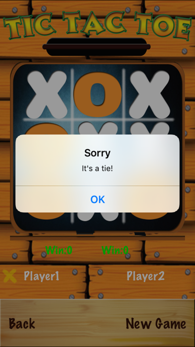 TicTacToe - One & Two Player screenshot 5