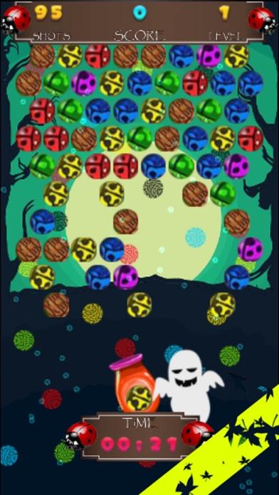 Ladybugs Bubble Shooter Screenshot