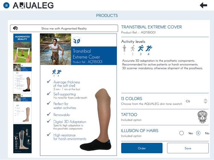 Aqualeg screenshot-2