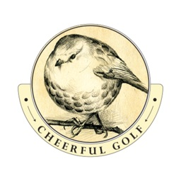 Wonderful Golf World stickers by Olivera GolfArt