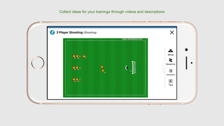 Soccer Technique Training screenshot-3