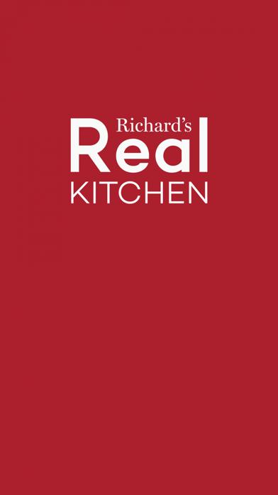 Richards Real Kitchen screenshot one