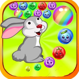 Fruit Bubble Shooter 2017 - Pop Match Puzzle Game