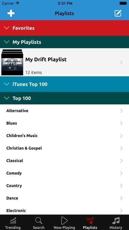 iVideo Trending - Video Music Player screenshot-4