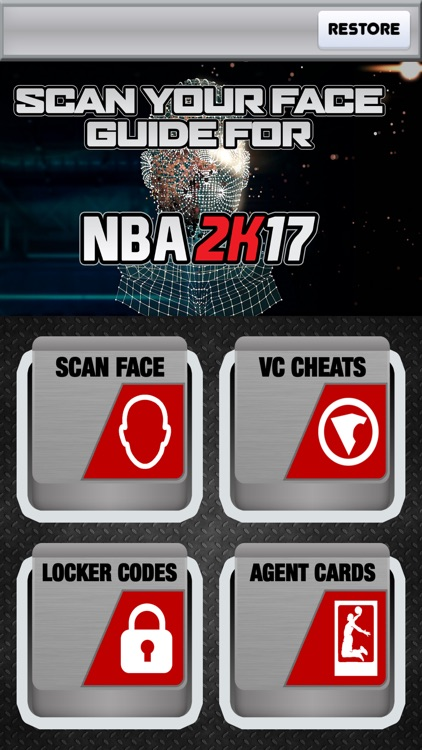 SCAN YOUR FACE Guide for My NBA 2K17 APP screenshot-0