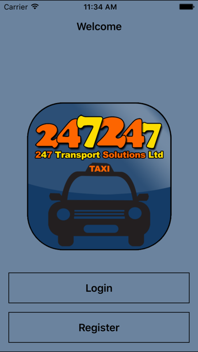 247 Taxis Hastings & Bexhill screenshot one
