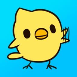 Big Chick Stickers