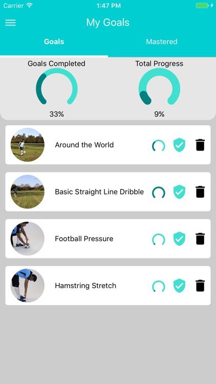 Learn Football App