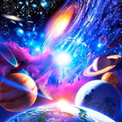 Space Galaxy Hd Wallpapers For Free On The App Store
