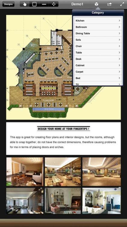 CAD Designer 3D - House Design, Floor Plan screenshot-3