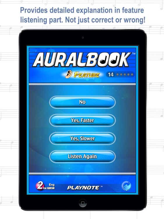 AURALBOOK for ABRSM Grade 2 HD screenshot-4