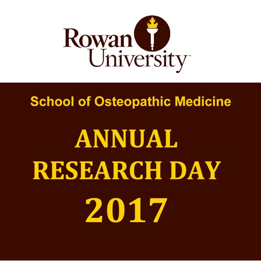 RowanSOM Research Day 2017