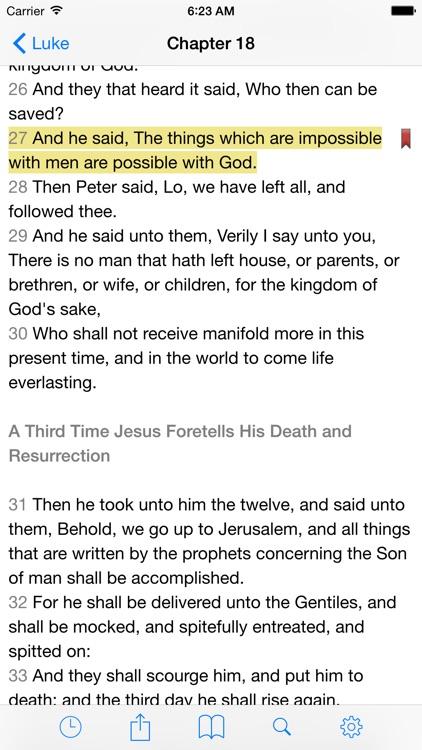 VerseWise Bible King James Version