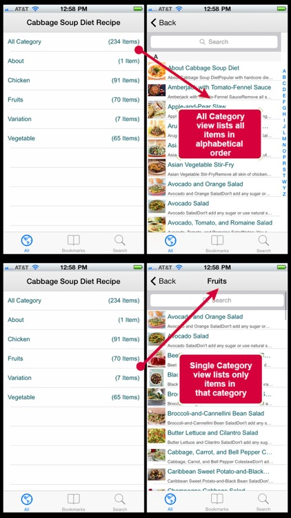 Cabbage Soup Diet Recipe screenshot-3