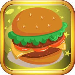 Food Painting Coloring Book for Kids Learning Game