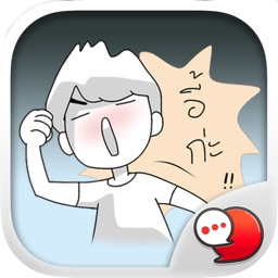 Kam-Muang Vol.2 Stickers for iMessage