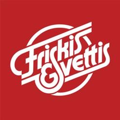 Friskissvettis Stockholm I App Store