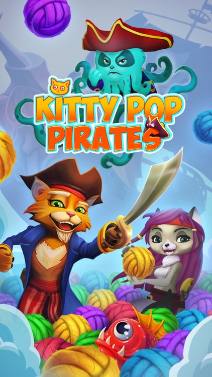 Kitty Pop Pirates screenshot-4