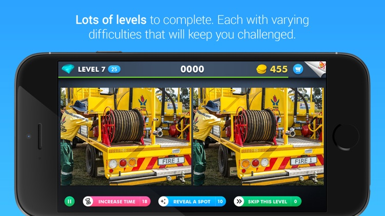 Find The Differences - Spot the Differences Game screenshot-3