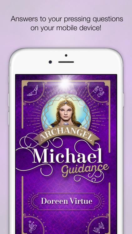 Archangel Michael Guidance - Doreen Virtue screenshot-0