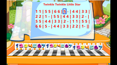 KID PIANO - BABY PIANO screenshot four