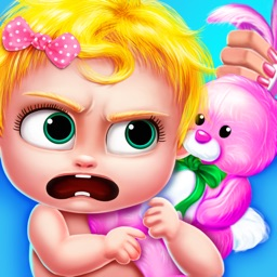 Newborn Angry Baby Boss - Baby Care Games