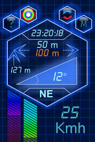 Dashboard + , the car / bike multi meter utility - náhled