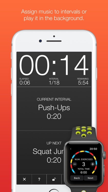 Seconds Pro - Interval Timer for HIIT & Tabata